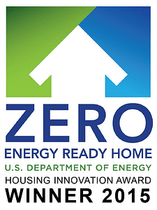 BrightLeaf Homes is 2015 Housing Innovation Award Winner By U.S. Department Of Energy