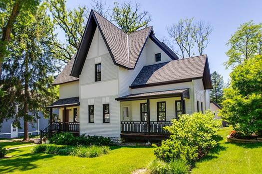 Historic Remodeling & Renovation Project By BrightLeaf Homes | BrightLeafHomes.com