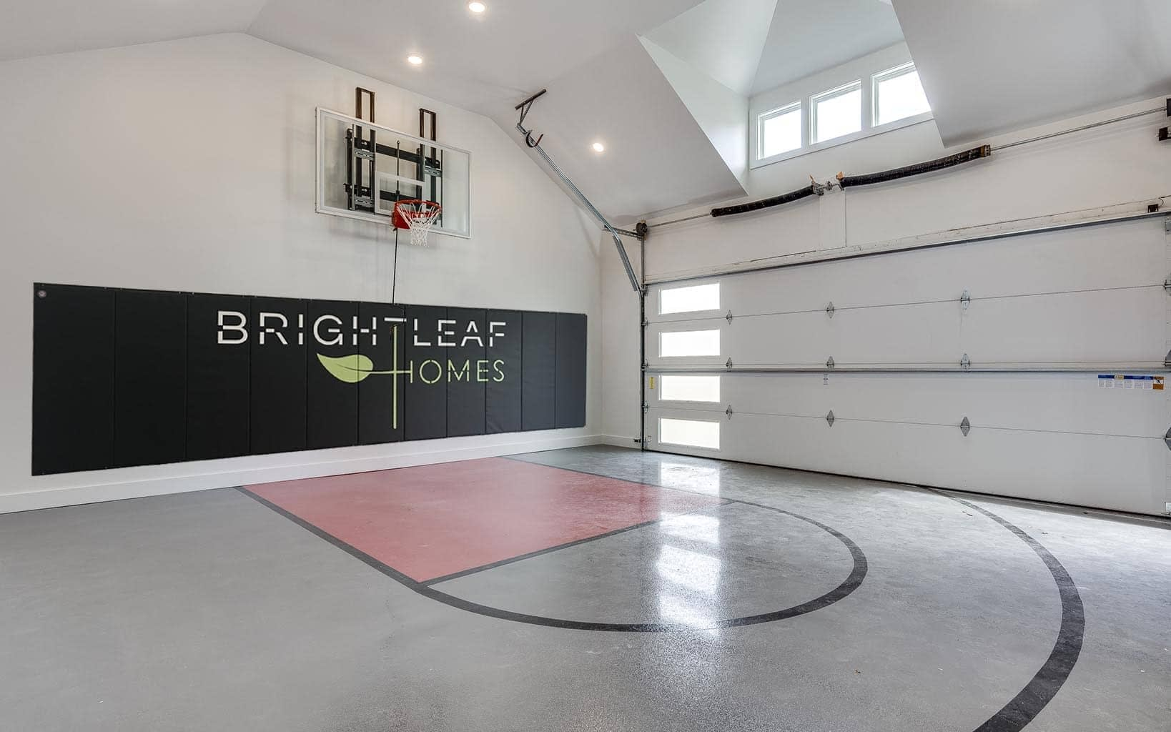 Converting Garage Into A Home Gym - Custom Home Builder & Remodeler BrightLeaf Homes