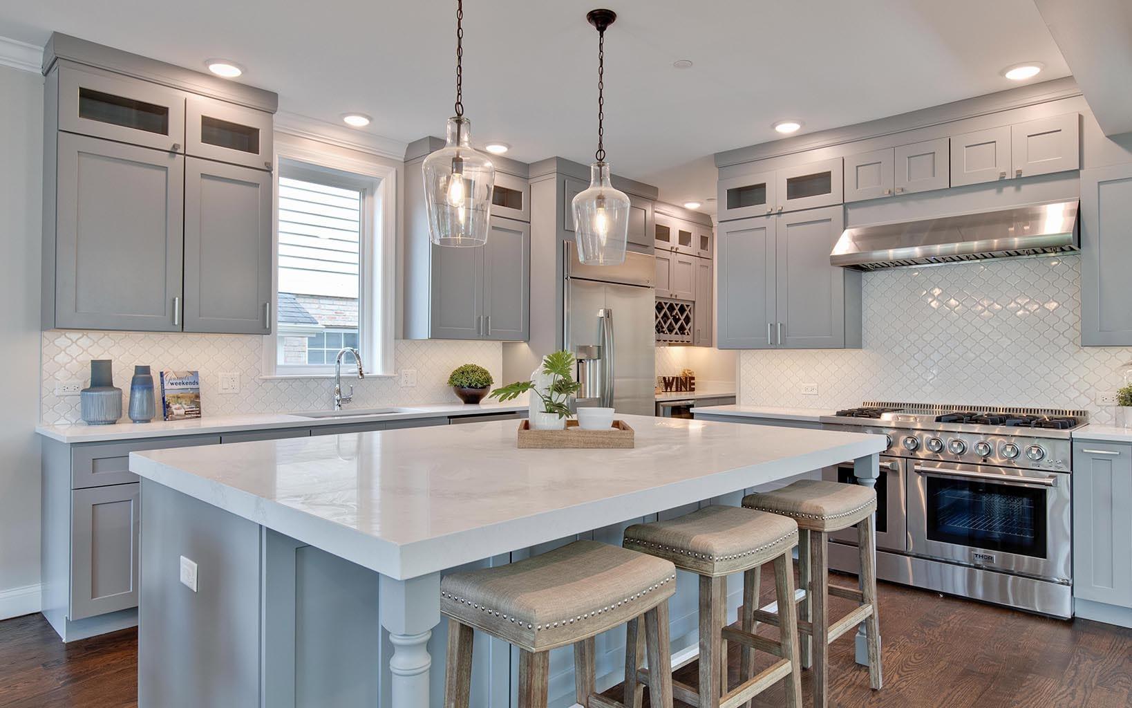 Modern Chicago Custom Home Builder - BrightLeaf Homes