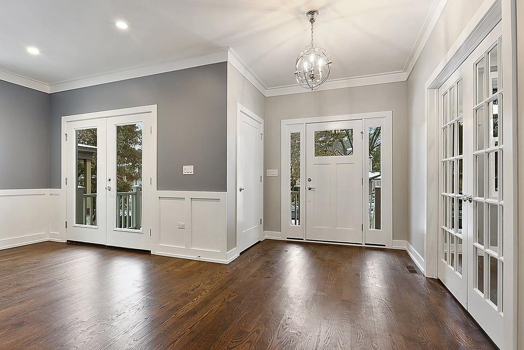 Chicago Modern Custom Home Builder - BrightLeafHomes.com