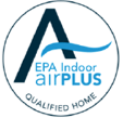 All BrightLeaf Homes Are Indoor AirPLUS Certified by the EPA
